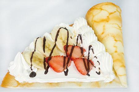 《カワバンガ限定》いちごバナナチョコクリーム