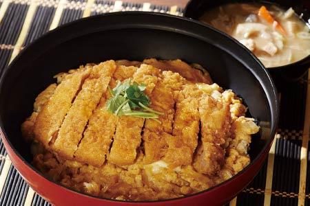 ジャンボカツ丼