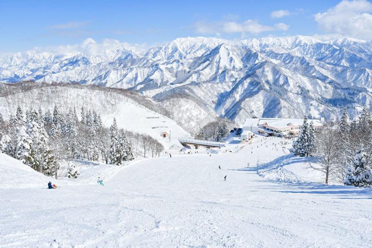 湯沢 場 ガーラ スキー